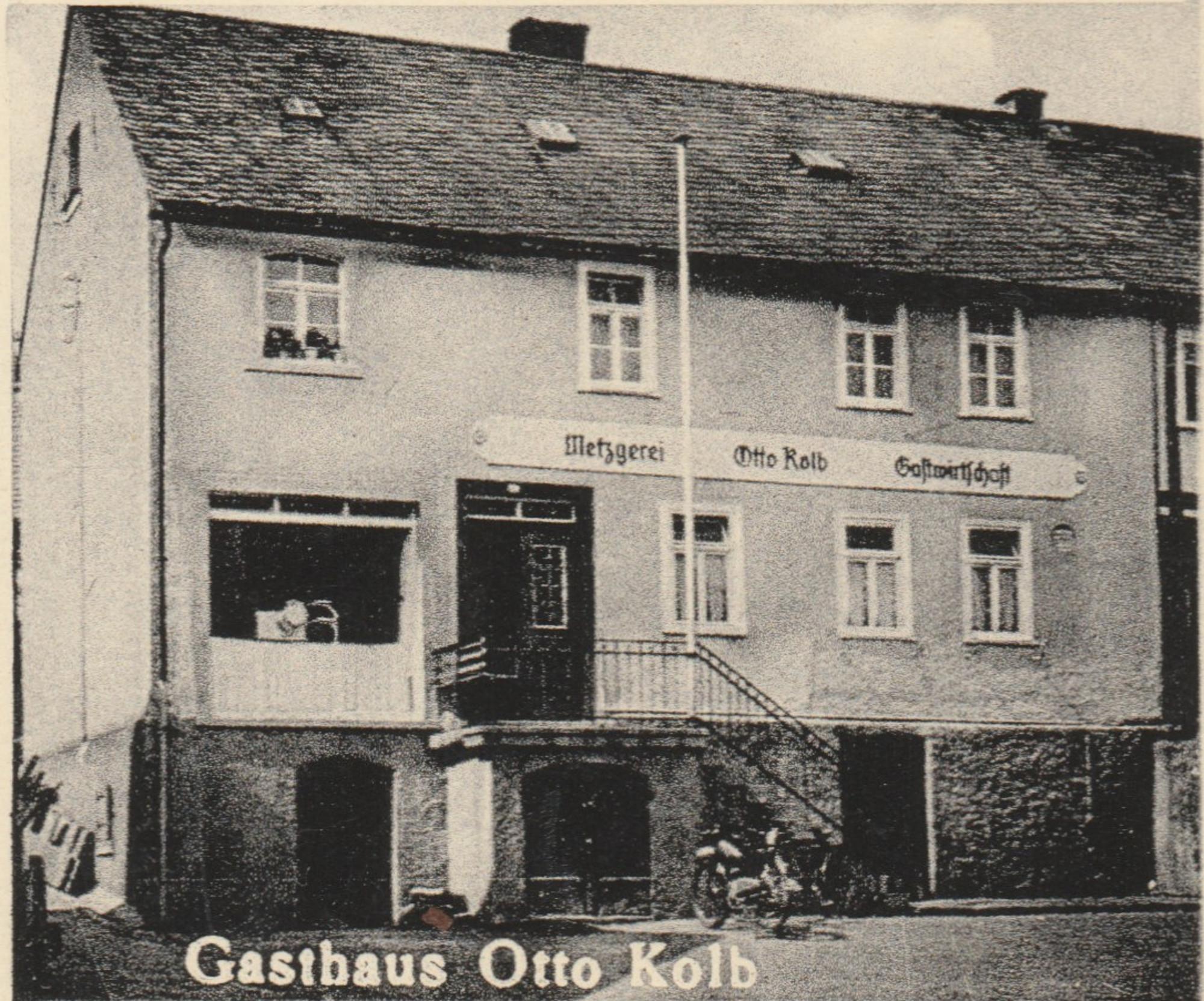 Haus 110 Otto Kolb
