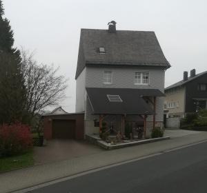 Das Haus in 2019