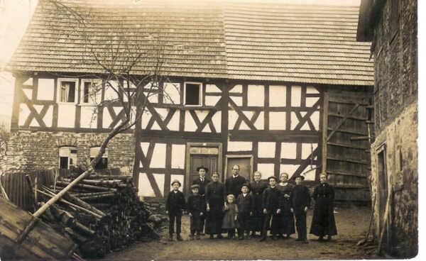Haus Nr. 93 - Fesch (Altschulmeisterhaus)